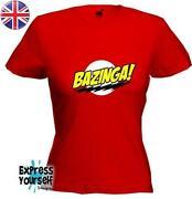 Womens Big Bang Theory T Shirt