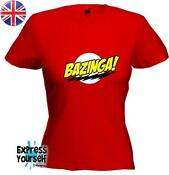 Womens Big Bang Theory T Shirt