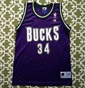 Milwaukee Bucks Champion Jersey