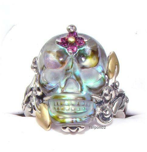 Barbara Bixby Ring Ebay