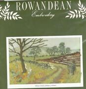 Rowandean Embroidery Kits
