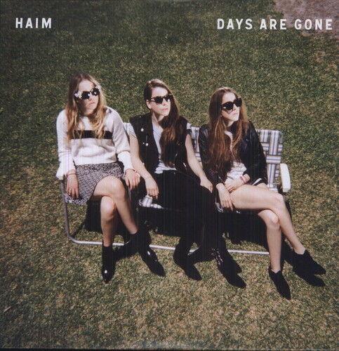 HAIM - Days Are Gone [New Vinyl] 180 Gram, Digital Download