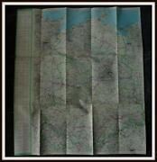 DDR Landkarte