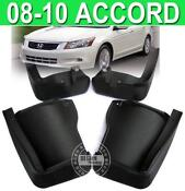 2012 Honda Accord Splash Guards