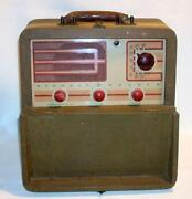 Stewart Warner Tube Radio