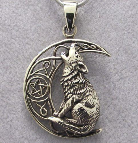 Wolf Necklace Ebay