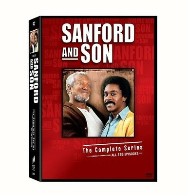 Sanford and Son: The Complete Series [New DVD] Full Frame, Special Packaging