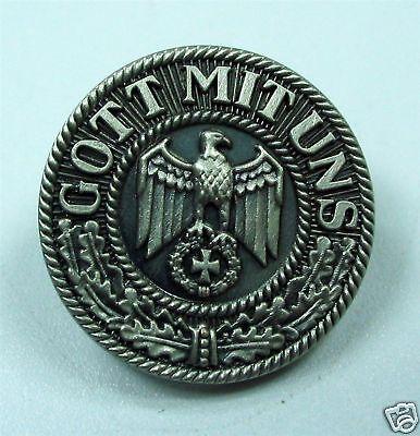 PIN  Wehrmacht GOTT MIT UNS Koppel