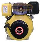 Diesel Tractor Engine