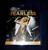 Taylor Swift Fearless DVD