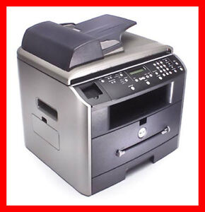 Dell MFP 1600N All-in-One Laser Printer Scanner Copier USB Netwo