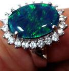 Triplet Opals Fine Rings Triplet Opals