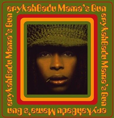 Erykah Badu   Mamas Gun  New Vinyl  Holland   Import