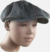 Oversized Baker Boy Hat 22d7e4b82ee