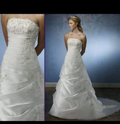 Madeline Gardner: Wedding Dresses | eBay