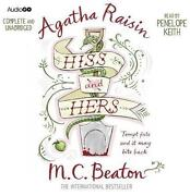 Agatha Raisin Audio Books