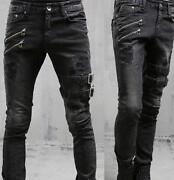 Mens Gothic Jeans
