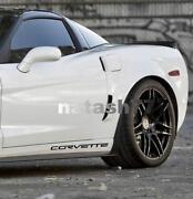 Corvette Sticker