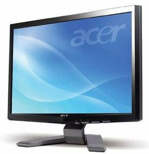 "Acer P221w 22"" TFT LCD Monitor"