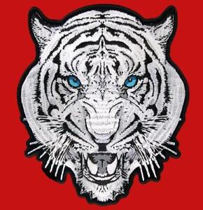 5f032250d85 Tiger Iron on Patches