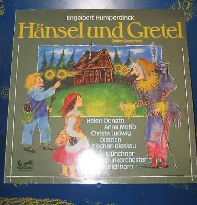 LP Hänsel & Gretel Großer Querschnitt Humperdinck