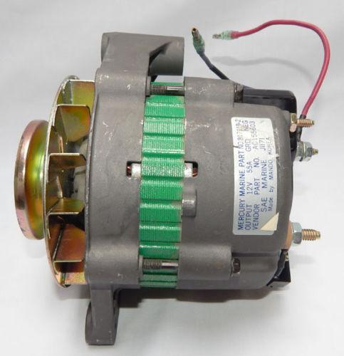 Marine Alternator  Inboard Engines  U0026 Components