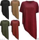 Unbranded Short Sleeve Women's Side Split Tops