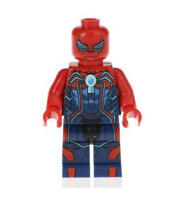 Spider-Man Velocity Suit Marvel Comics Superheroes Minifigure for Lego