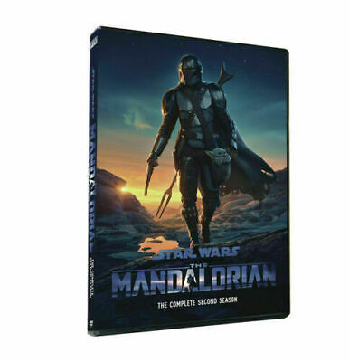The Mandalorian : Complete Season 2 (DVD, Region 1) Fast Shipping