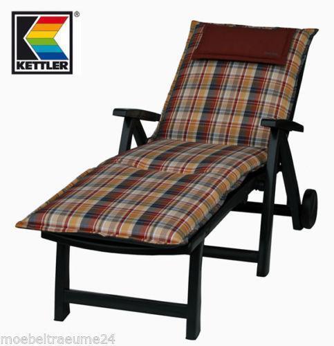 kettler sonnenliege ebay. Black Bedroom Furniture Sets. Home Design Ideas