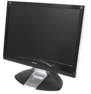 Monitor:  Viewsonic VX2235WM-3 ,  with build in speakers,  22inc