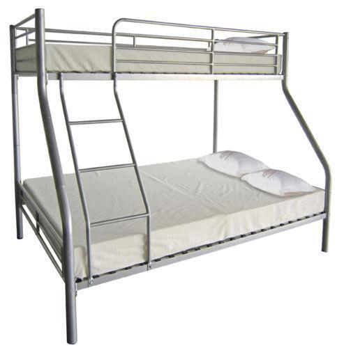 triple sleeper bunk beds ebay. Black Bedroom Furniture Sets. Home Design Ideas