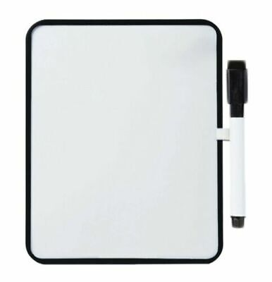 Mini Dry Erase Board With Markerhomeschool Menu Shopping List Etc