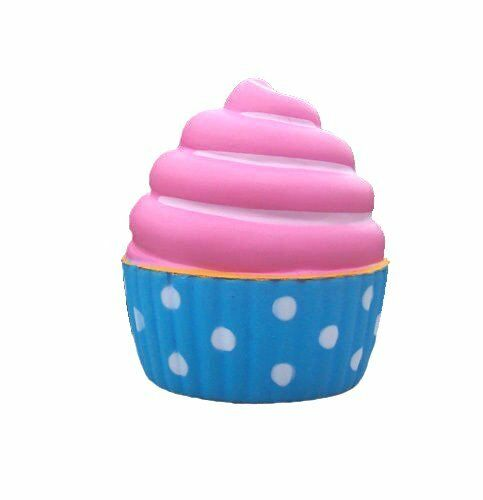Cupcake Stress Ball - Hand Squeeze Exercise Ball
