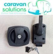 Caravan Door Lock