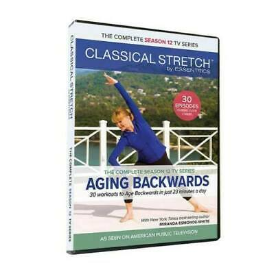 Classical Stretch Season 12 Miranda Esmonde Technique [DVD-Format, 4-Disc]