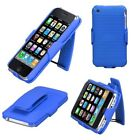 Blue Case for iPhone 3GS