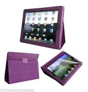 Purple Android Tablet