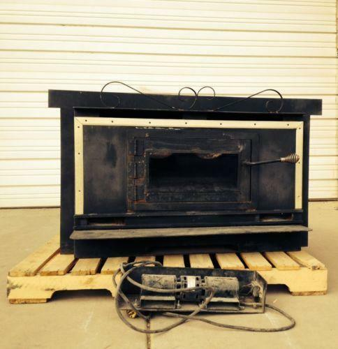 Antique Fireplace Insert Ebay