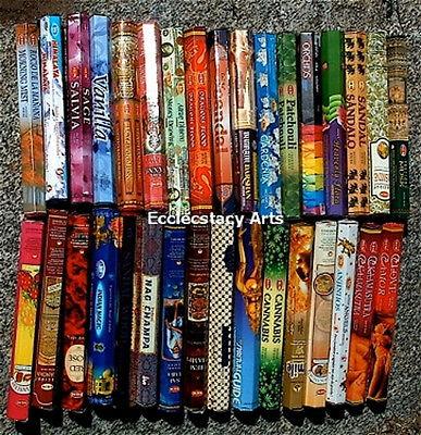 Hem Incense Sticks 6 Hexagon Packs x ...