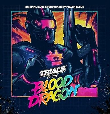 Power Glove - Trials Of The Blood Dragon (Original Soundtrack) [New Vinyl] UK -