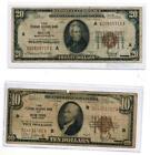 1929 $20 Bill