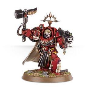 Warhammer 40k Shield of Baal Deathstorm Blood Angels Terminator Captain Karlaen