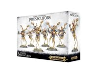 3x Warhammer Age of Sigmar prosecutors (half a box)