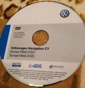 VW SAT Nav DVD