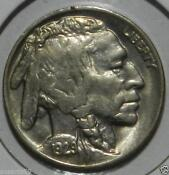 1929-P Buffalo Nickel