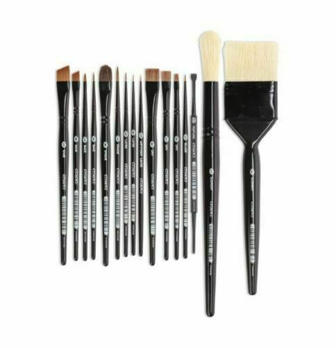 Citadel Paints Assorted Brushes Games Workshop Layer Dry Glaze Shade Artificer