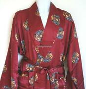 Dragon Silk Robe