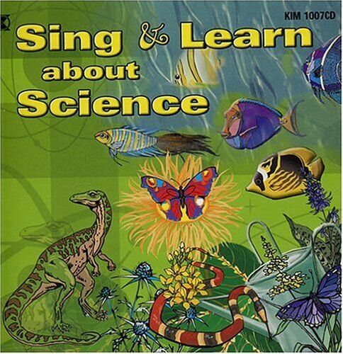 Sing Learn About Science Science Fun For Young Children CD, 2002 BRAND NEW - $7.25