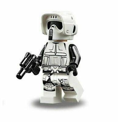 Lego Star Wars Scout Trooper Minifigure 75238